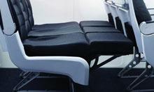 Nouveau siège couchette Air New Zealand