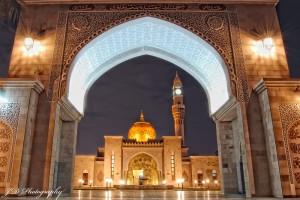 mosquée mascate