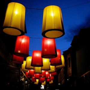 lanternes sarajevo