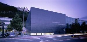 musee contemporain Vaduz