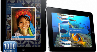 iPad : premières applications voyage et tourisme