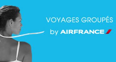 Promo Air France : voyagez ensemble vers les DOM-TOM et faites des économies !