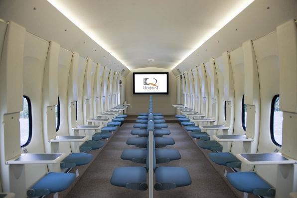 Design Q seating concept