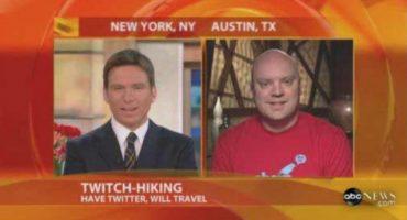 @Twitchhiker : il fait le tour du monde gratuitement grâce à Twitter