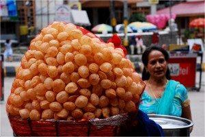 Tour du monde de la street-food