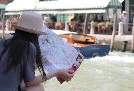 Comment ne pas passer pour un touriste