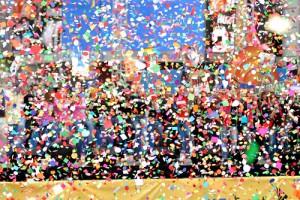 Broadway on Broadway parade