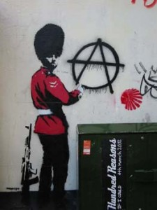 Banksy, Great Eastern Street