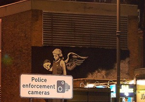 Banksy old street