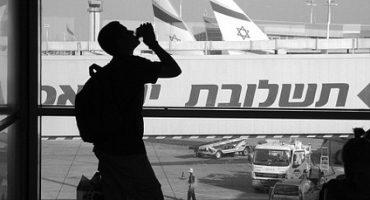 L'aéroport de Tel-Aviv en grève