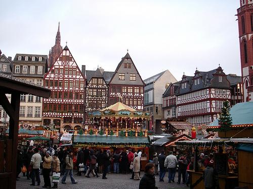 Marché de Noel de Francfort