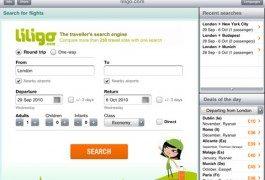 Nouveau : application liligo pour iPad