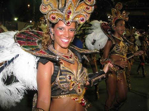 Carnaval de Rio, Brésil
