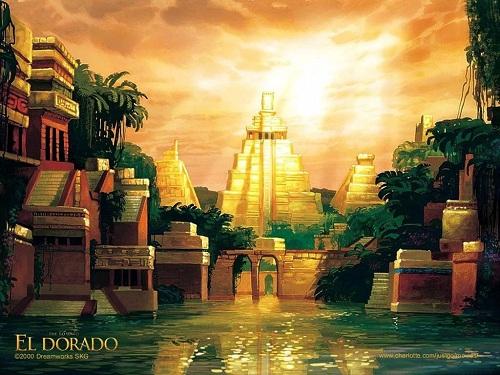 L'Eldorado selon Dreamworks
