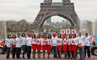 Super bon plan Air Asia : 99€ le vol Paris – Kuala Lumpur !