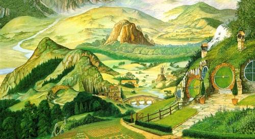Hobbiteland, Seigneur des Anneaux
