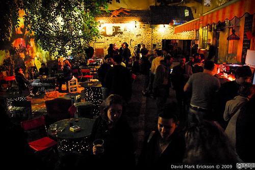Mumus bar, Budapest, Hongrie