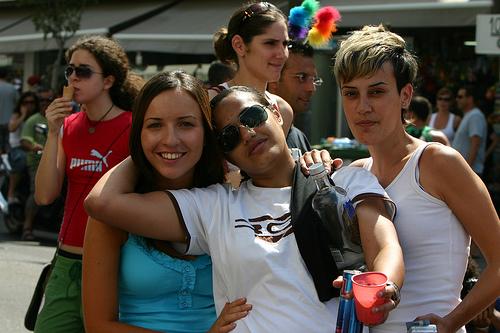 Gay Pride Tel Aviv