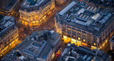 Londres vue du ciel, par Jason Hawkes