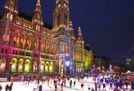 Ice Dream à Vienne, un rêve de glace pour 38 €