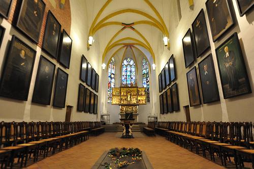 église St Thomas, Leipzig
