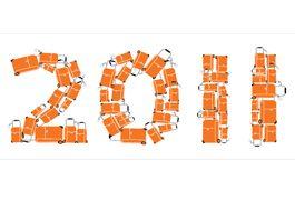 Bonne année 2011 avec liligo.com !