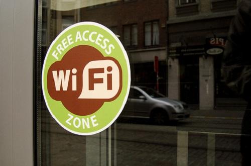 Wifi gratuit: un pictogramme pour les reconnaître