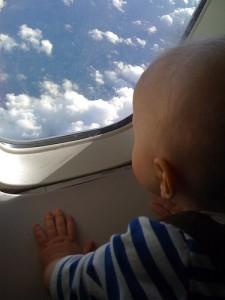 Bébé avion