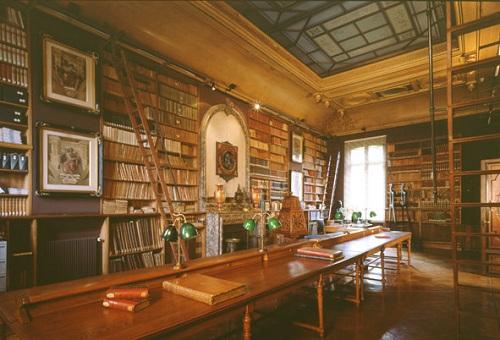 Bibliothèque Thiers, Paris
