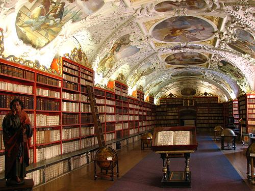 Monastère de Strahov, Prague