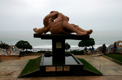 Parque Amor LIma