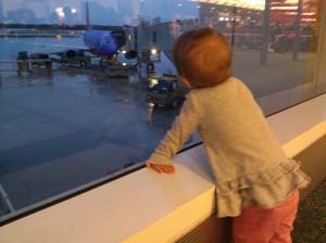 bébé voyageur