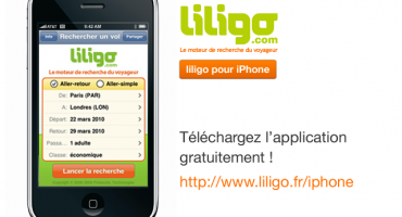 liligo pour iPhone : nouvelle version