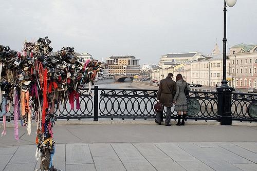 pont Russie cadena