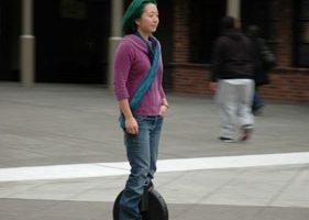 Tourisme : le Solowheel défie le Segway