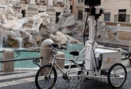 Google Streetview lance la visite virtuelle des merveilles du monde