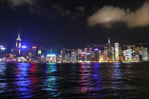 Baie d'Hong Kong