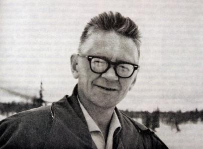 Per Olof Sundman, écrivain et homme politique suédois