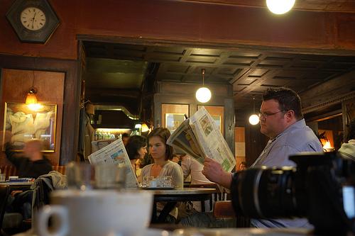 Un café dans un Kaffeehaus de Vienne