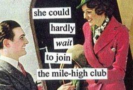 The Mile High Club : un club qui fait des petits