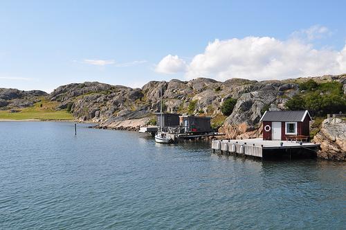 L'archipel de Göteborg (Crédit photo : Kullez / Flickr cc.)