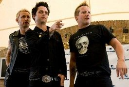 Green Day : à bord, la ceinture est obligatoire…