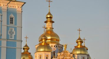 Direction l'Euro 2012 : Kiev, la capitale ukrainienne (1/8)