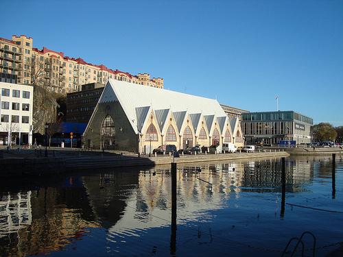 L'église aux poissons (Crédit photo : Darcy Parks / Flickr cc.)
