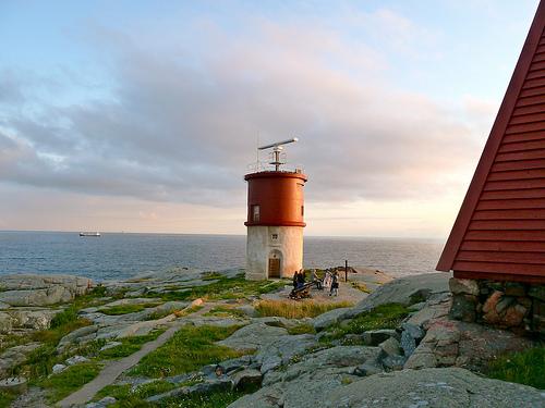 Le phare de Vinga (Crédit photo : Magnus D / Flickr cc.)