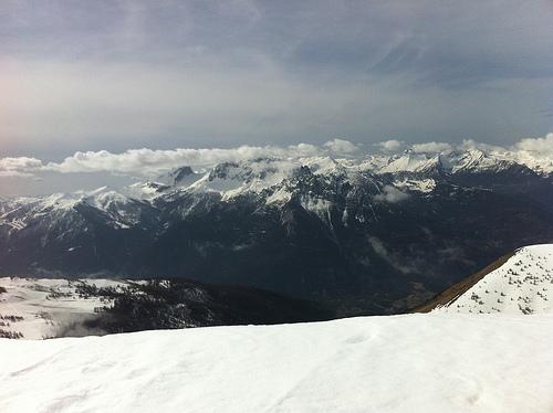 Les Orres dans les Alpes du Sud