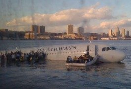 British Airways prévoit des cours de survie aux crashs aériens
