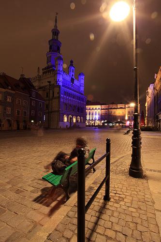 La vie nocturne de Poznan