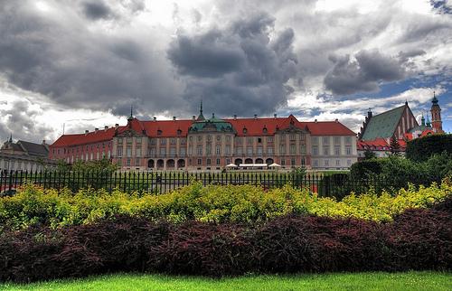 Warsaw-Zamek