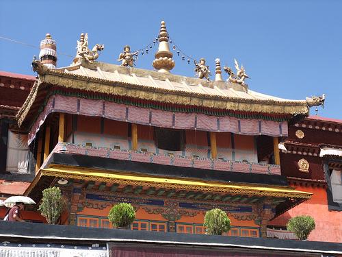 Le temple Jokhang